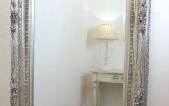 Ornate Standing Mirrors