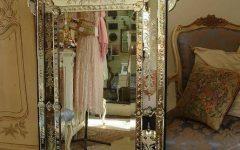 Long Venetian Mirrors