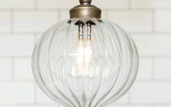Edwardian Lamp Pendant Lights