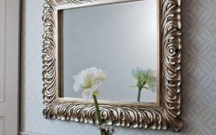 Decorative Framed Wall Mirrors
