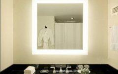 Wall Light Mirrors