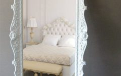 Shabby Chic Full Length Mirrors