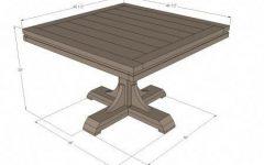 Granger 31.5'' Iron Pedestal Dining Tables
