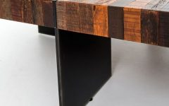 Langton Reclaimed Wood Dining Tables