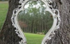 Ornate Vintage Mirrors