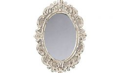 Oval French Mirrors