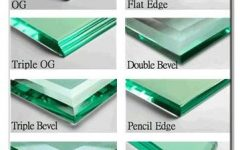 Chamfered Edge Mirrors