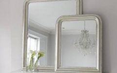 Silver Bevelled Mirrors