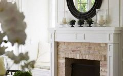 Above Mantel Mirrors