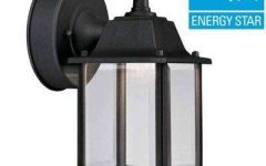 Black Outdoor Lanterns