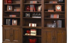 Large Wooden Bookcases