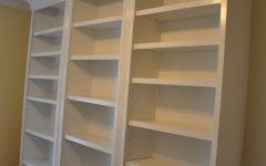Large Bookcase Plans