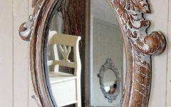 French Shabby Chic Mirrors