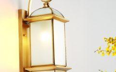 Wrentham Beveled Glass Outdoor Wall Lanterns