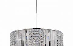 Modern Chrome Chandeliers