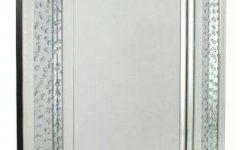 Crystal Wall Mirrors