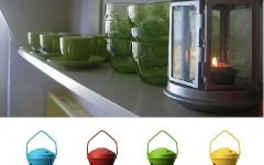 Outdoor Tea Light Lanterns
