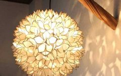 Flower Pendant Lights