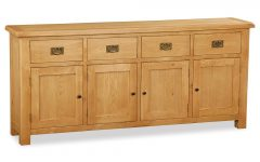 Solid Oak Sideboards