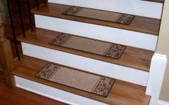 Individual Carpet Stair Treads