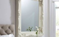 Cream Ornate Mirrors