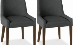 Charcoal Dining Chairs