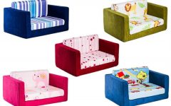 Flip Out Sofa for Kids