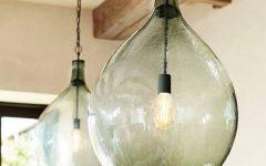 Glass Jug Lights Fixtures