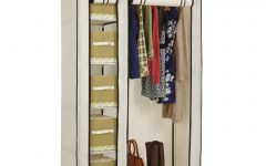 Wardrobe Double Hanging Rail