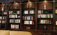 Library Shelves for Home