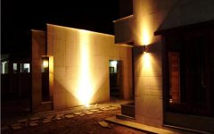 Commercial Outdoor Wall Lighting