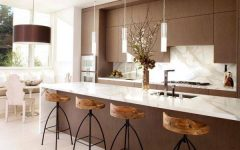 Pendant Lighting for Contemporary Kitchen