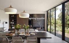 Contemporary Pendant Lighting for Dining Room