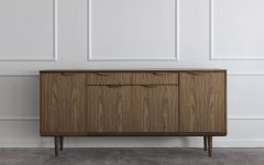 Contemporary Wood Sideboards