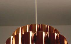 Copper Chandeliers