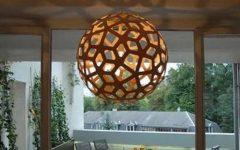 Coral Pendant Lights