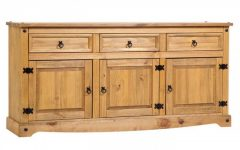 Mexican Pine Sideboards