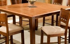 Andrenique Bar Height Dining Tables