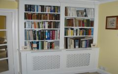 Bookcase Cover