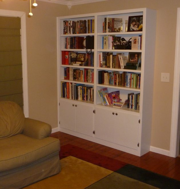 Made Bookcase