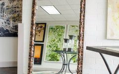 Floor to Wall Mirrors