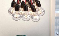 Bare Bulb Pendant Light Fixtures