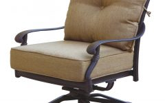 Patio Rocking Swivel Chairs