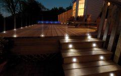 Modern Low Voltage Deck Lighting