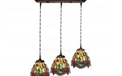Stained Glass Pendant Lights Patterns