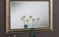 Champagne Wall Mirrors
