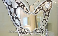 Butterfly Wall Mirrors