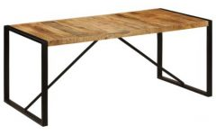 Alfie Mango Solid Wood Dining Tables
