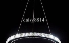 Crystal Led Pendant Lights