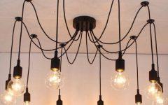 Spider Pendant Lamps